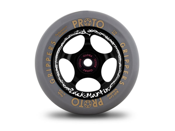 "PROTO Zack Martin Signature ""Wasted"" Gripper Wheels"