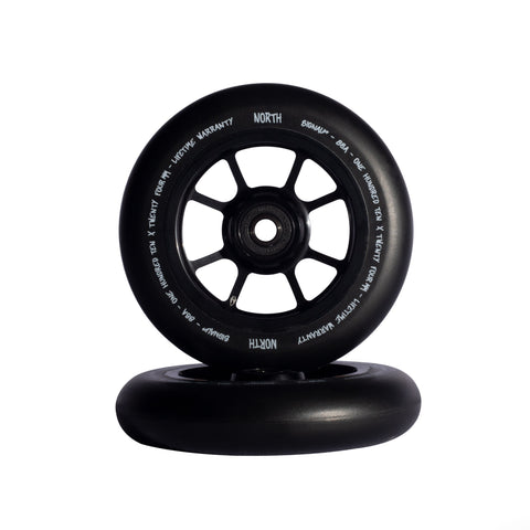 North Scooters Signal Wheels - Black