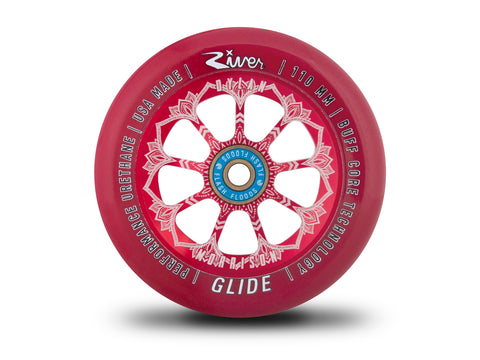 "River Dylan Morrison ""Bloody"" Signature Glide Wheels"
