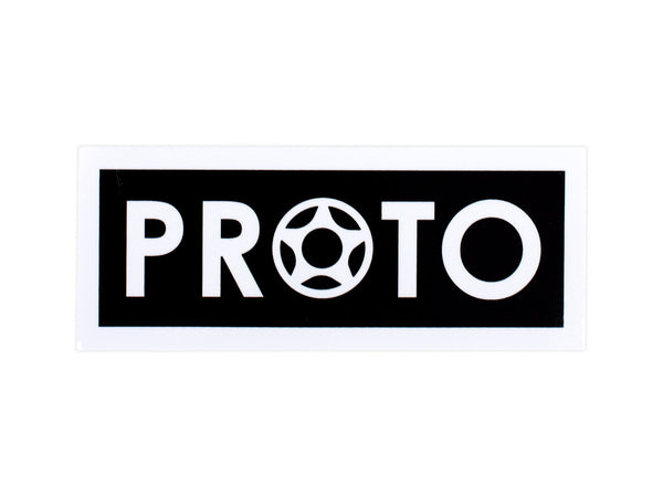 PROTO Rectangle Sticker
