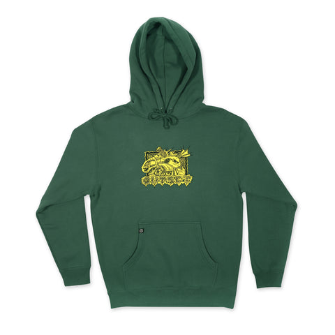 Outset Slayer Hoodie - Green