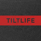 Tiltlife Bar Griptape - Red