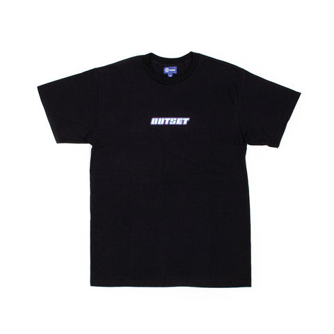 Outset Turbo Tee - Black