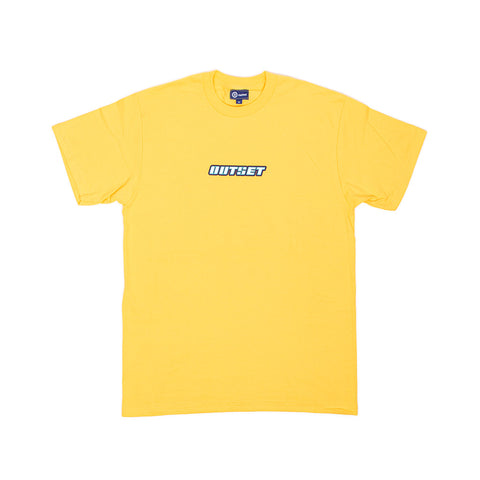 Outset Turbo Tee - Yellow