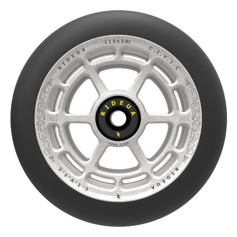 UrbanArtt Civic Wheels - Stone