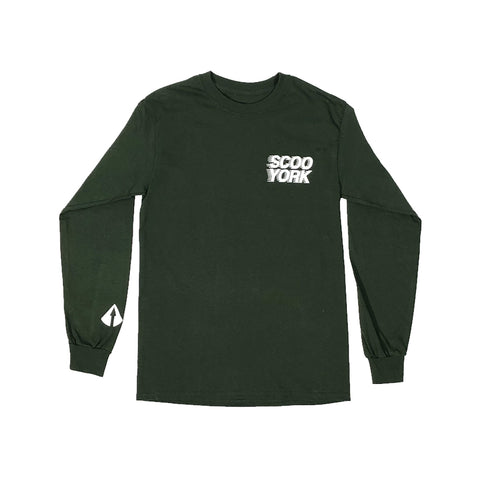 ScooYork X Northern Limited Long Sleeve - Green - XL