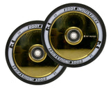 Root Industries 120mm AIR Wheels - Black Urethane