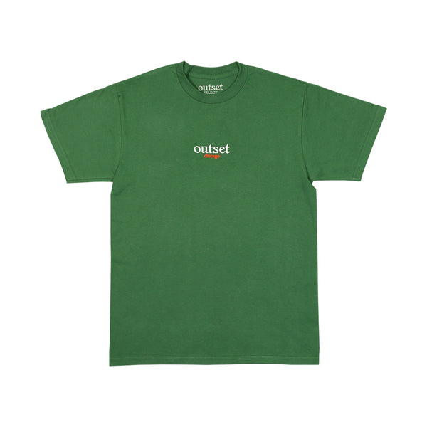 Outset Chicago Tee - Green