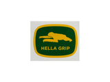 Hella Grip - Josh Sloth Sticker - Green
