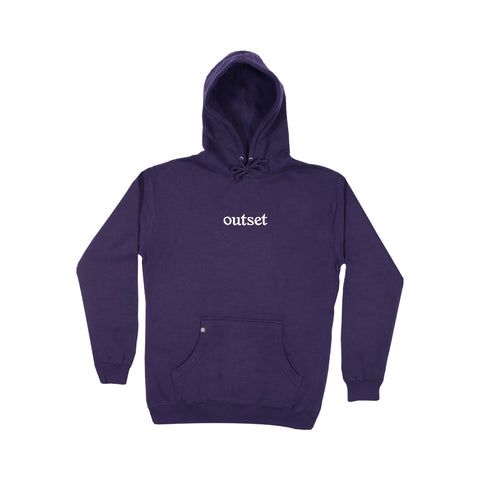 Outset Basic Hoodie - Navy