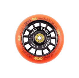 Eagle Radix DTM 115x30 Wheels - Orange