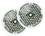 Root Industries 120mm HoneyCore Wheels - White Urethane
