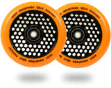 Root Industries 110mm HoneyCore Wheels - Orange