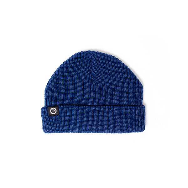 Outset Short Stack Beanie - Navy Blue