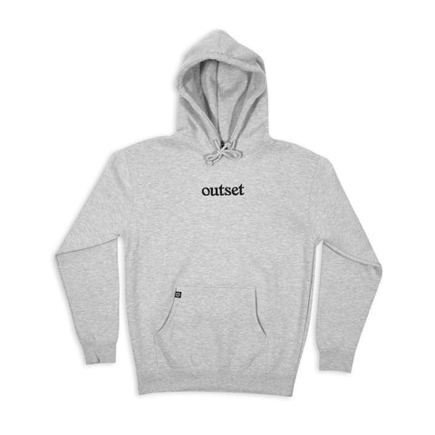 Outset Shop Hoodie - Heather