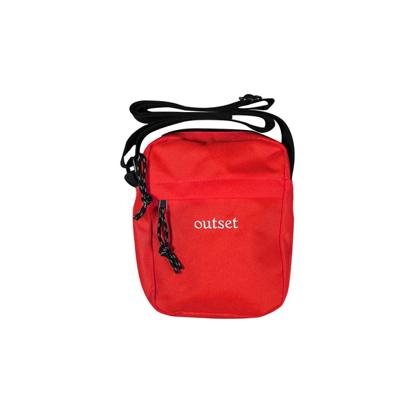 Outset Session Bag - Red