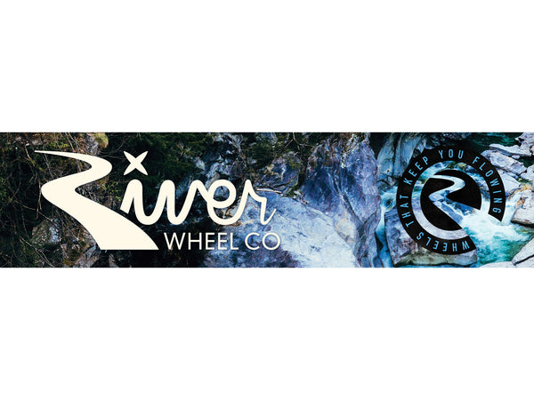 River Wheel Co Banner