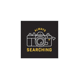 TILT Always Searching Sticker