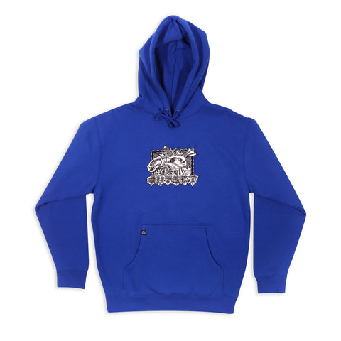 Outset Slayer Hoodie - Blue