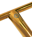 Outset Titanium Bars - Gold