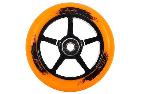 Versatyl 110mm Wheels - Orange
