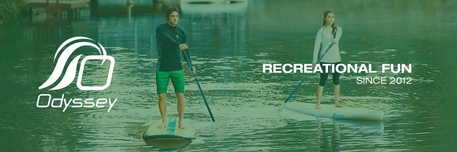 Odyssey SUP Brand History Image