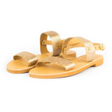 Gold Sparkle Sandals (For Mummies)