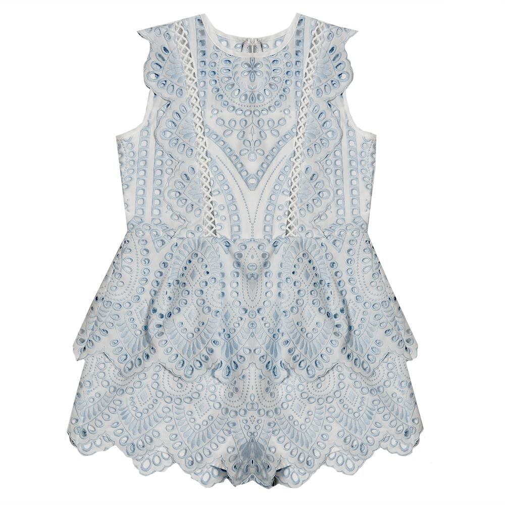 Baby's Breath Romper