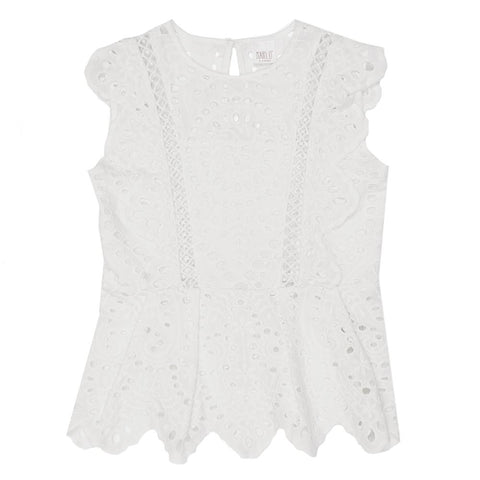 Baby's Breath Cotton Top