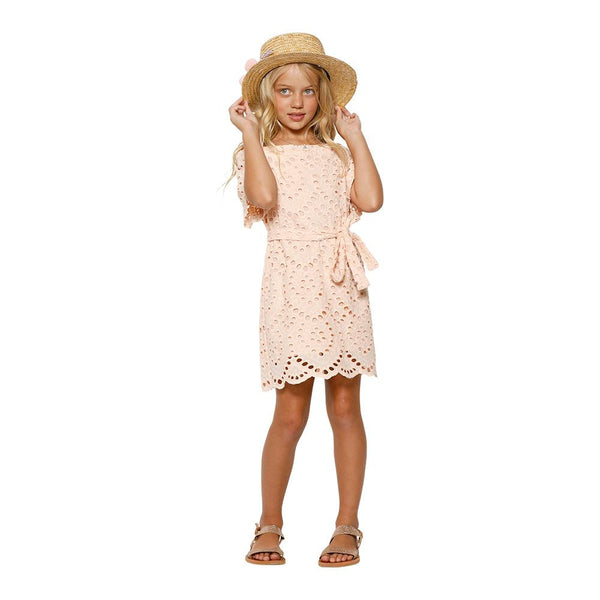 Peony Cotton Dress