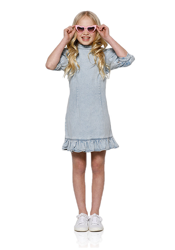 Juliette Denim Dress