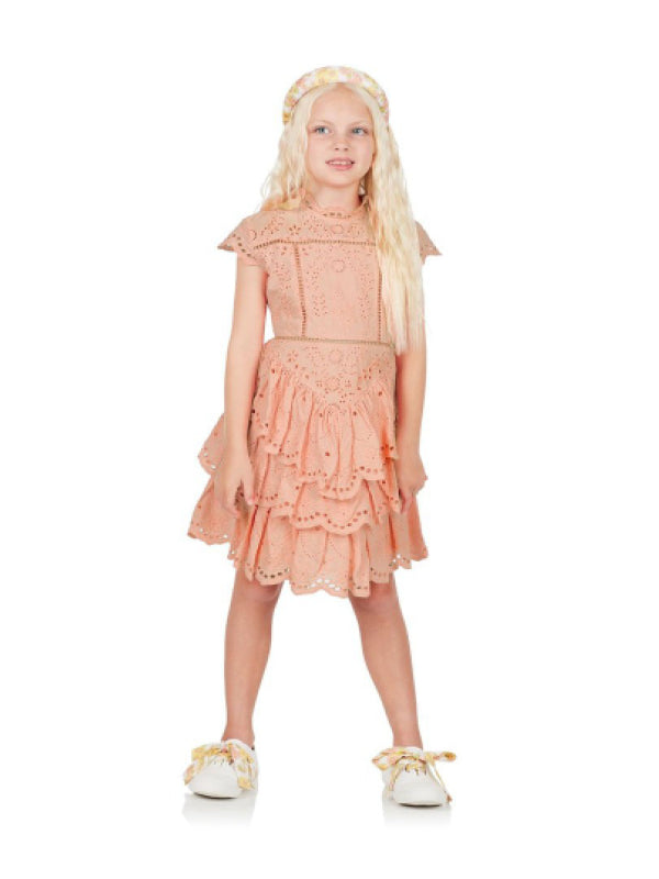 Alessandria Frilly Dress