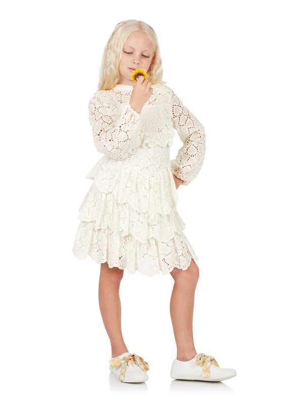 Amalfi Frilly Dress