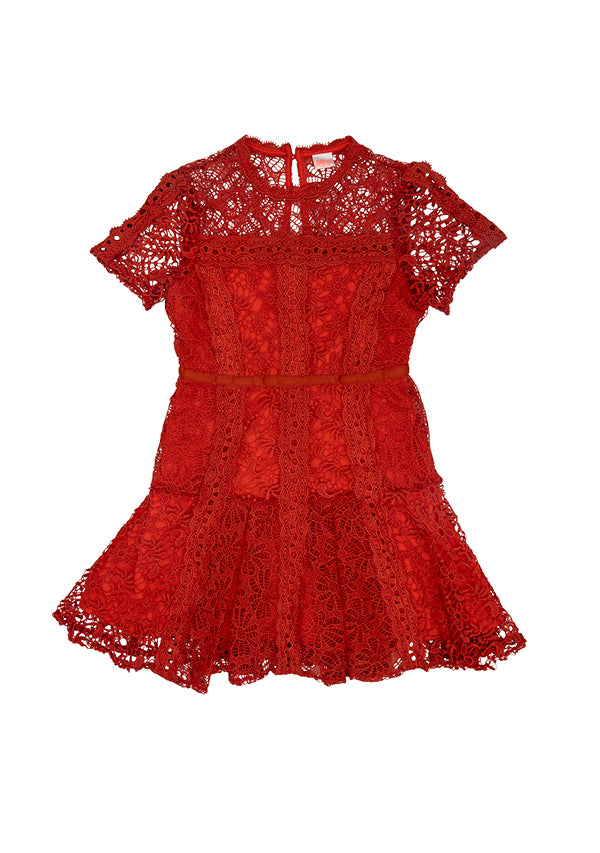 Santa Clause is Coming Dress