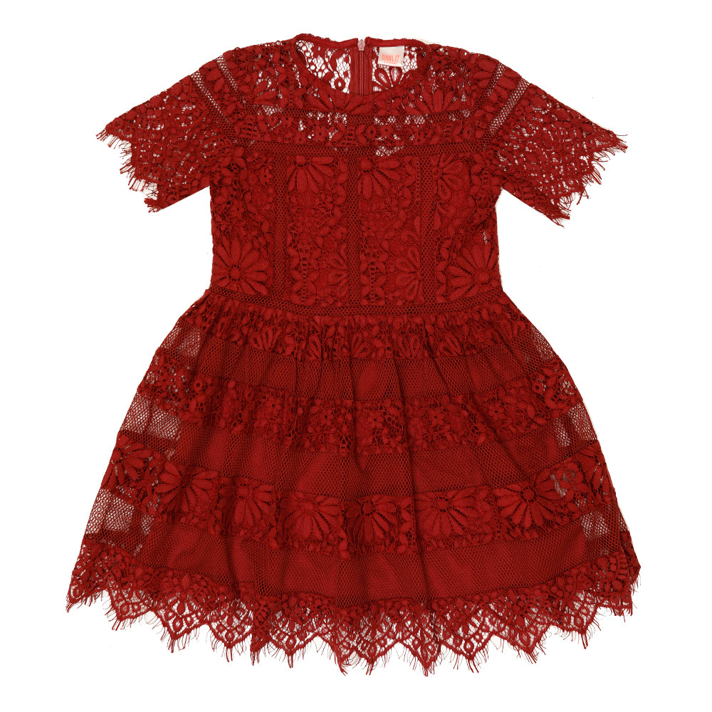 We Love Lace Dress