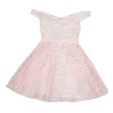 Peony Dress (Blush)