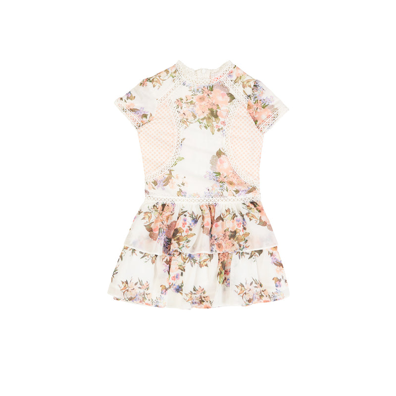 DAISY FLORAL DRESS