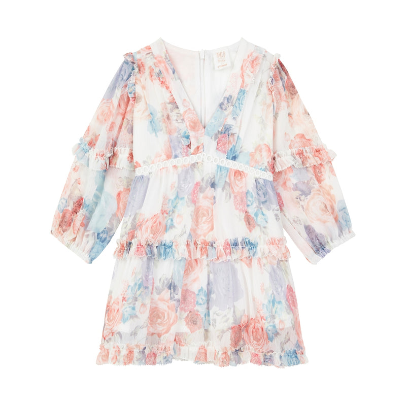 Jordyn Floral Dress Baby Marlo Kids
