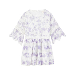 Cressida Embroidered Dress Baby Marlo Kids