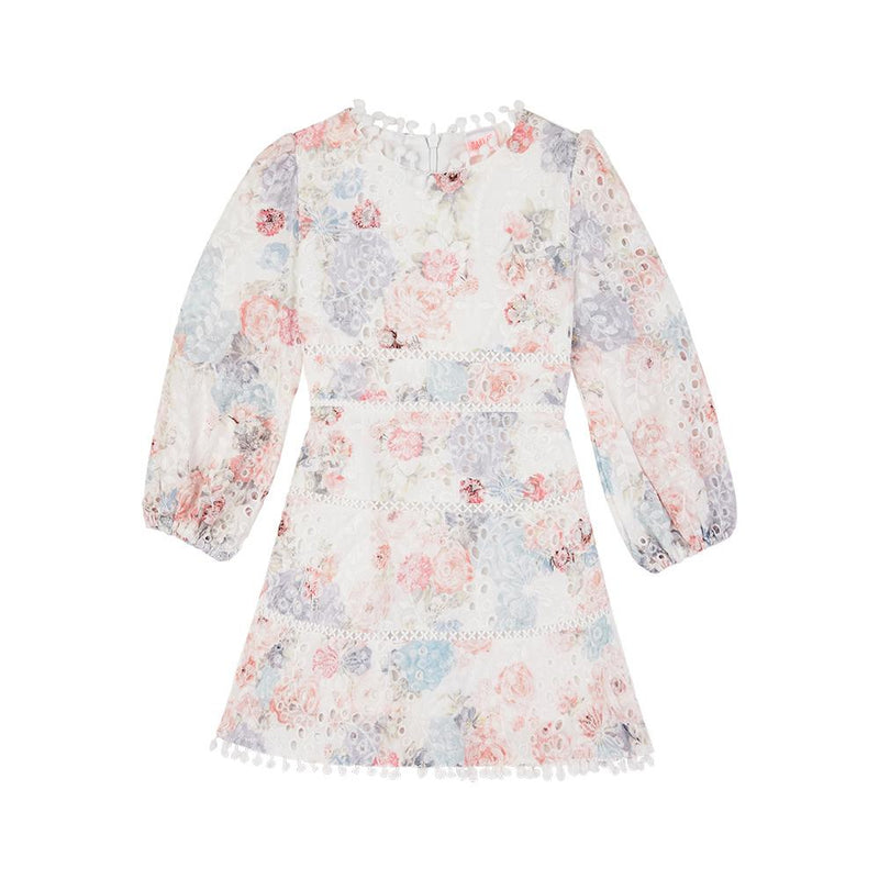 Jordyn Floral Cotton Dress Marlo Kids