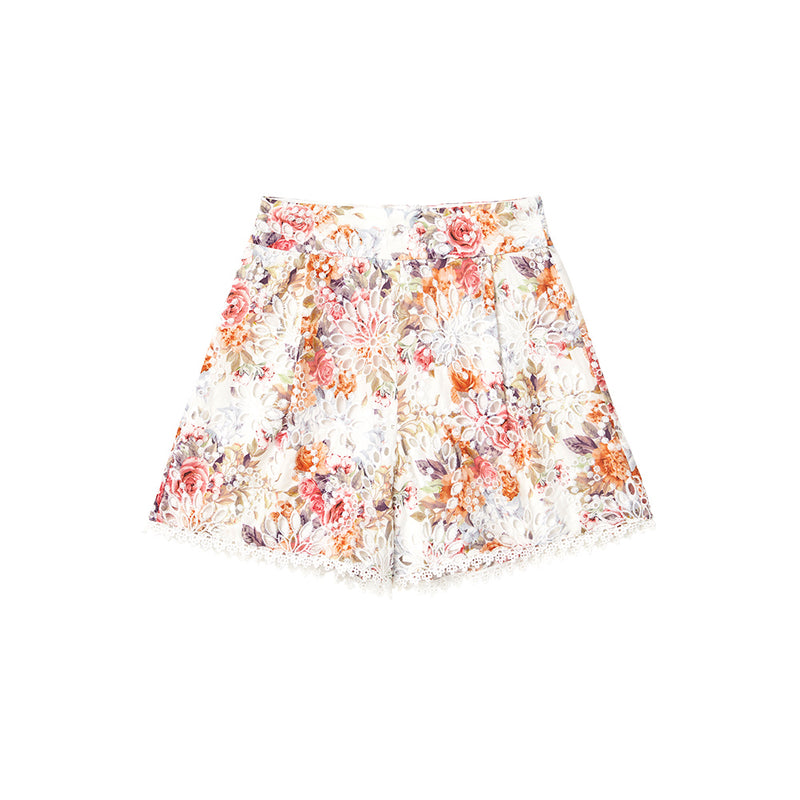 MISCHA FLORAL TOP & SHORTS