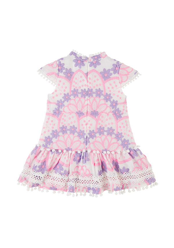 Ruth Embroidered Dress (Baby)