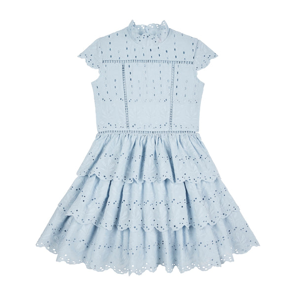 Positano Cotton Dress Baby