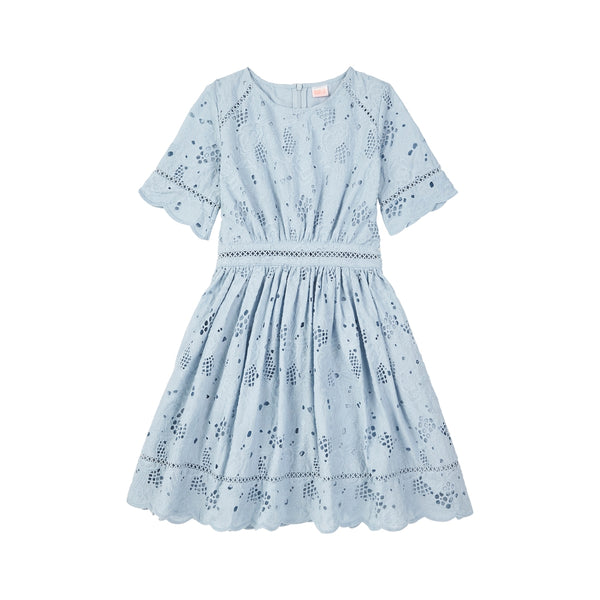 Jaclin Cotton Dress