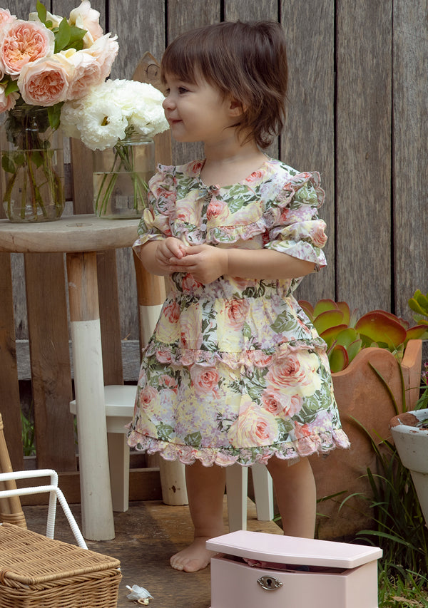 Robin Meadow Dress (Baby)