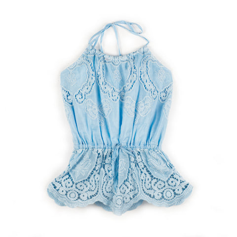 Aphrodite Top (Sky Blue)