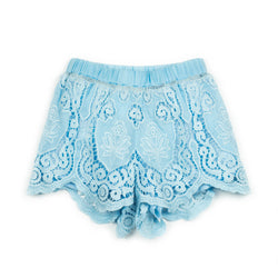 Aphrodite Shorts (Sky Blue)