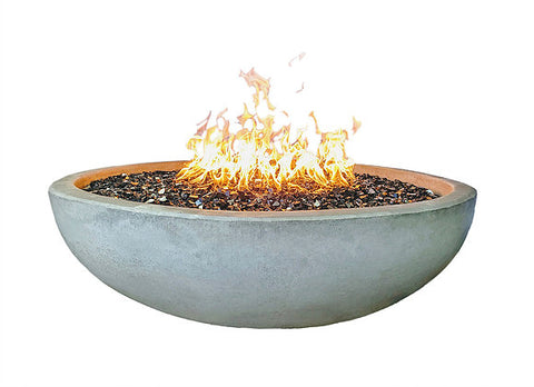 "Concrete Fire Pit 48"" - Natural"