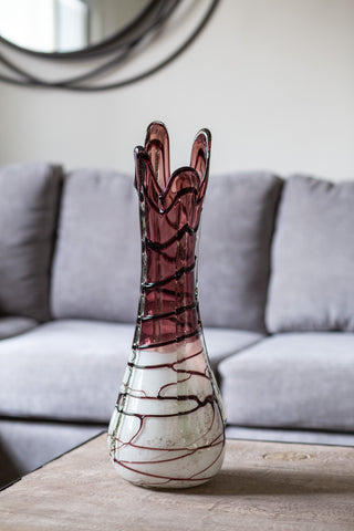 Acci Glass Vase
