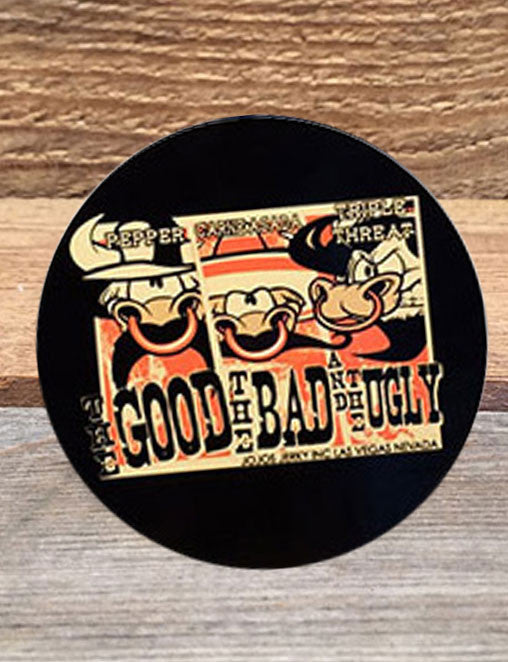 The Good The Bad & The Ugly Sticker